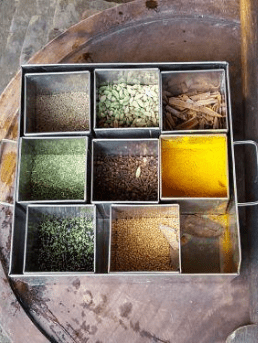 Healing ingredients from your kitchen